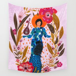 The Human Rights Arts and Film Festival By Roeqiya Fris Wall Tapestry