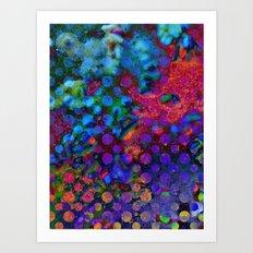 Acid Eaters Art Print