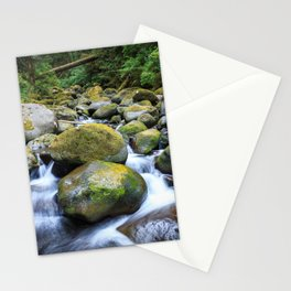 Oneonta Creek Cascades Stationery Cards