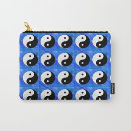 Yin and Yang 7 - Tao,Zen,Taoism,Dao,Harmony,religion,buddhism,buddhist,taijitu,taiji,taoist,china Carry-All Pouch