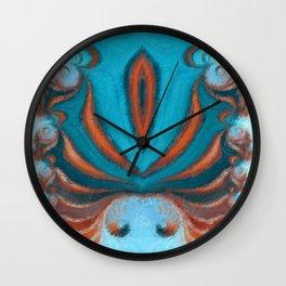 Scarabaeus Wall Clock