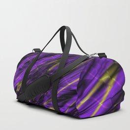 Satin Duffle Bag