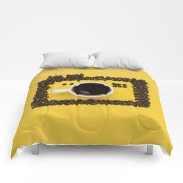 Coffee camera Comforters