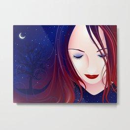 Nocturn II Metal Print