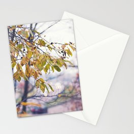 Happy Autumn Colours Stationery Cards