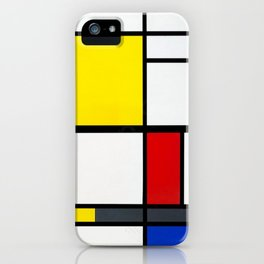 """""""Borders II"""" iPhone Case"""