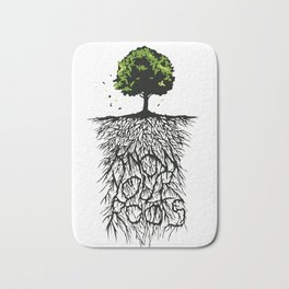 Know your Roots Bath Mat