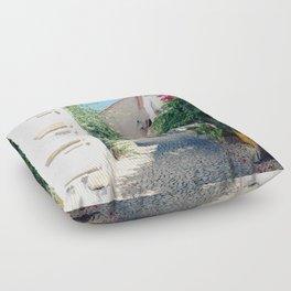 Portugal, Obidos (RR 181) Analog 6x6 odak Ektar 100 Floor Pillow