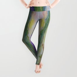 An Evening in Provence WC150601-12 Leggings