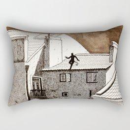 cat burglar Rectangular Pillow