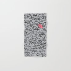 Word 2 the Herd v1 Hand & Bath Towel