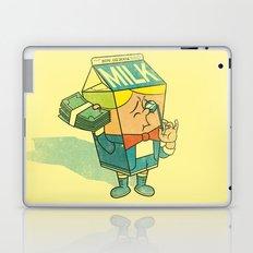 Spoiled Milk Laptop & iPad Skin