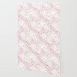 Light rose-gold marble Wallpaper