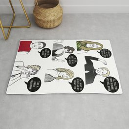 New Yorkers Rug