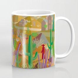 Desert City Phoenix Coffee Mug