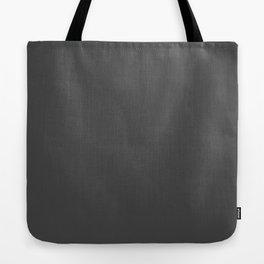 Simply Dark Gray Tote Bag