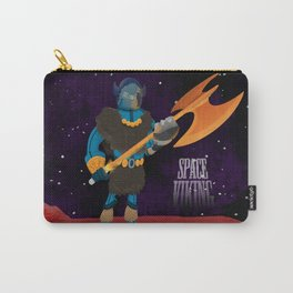 Space Viking (in Space) Carry-All Pouch