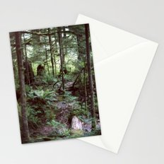 Vancouver Island Rainforest Stationery Cards