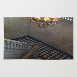 Palace of Versailles steps Rug