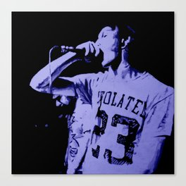 DESOLATED 23 Canvas Print