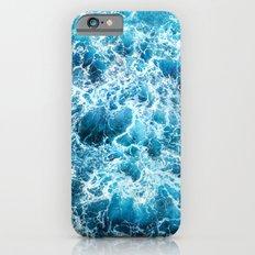 Ocean's  heart - LOVE IS. iPhone 6s Slim Case