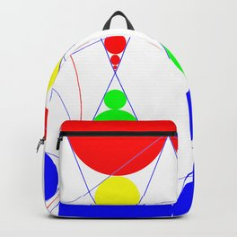 Geometrie Concentriche Backpack