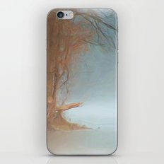 Misty River iPhone & iPod Skin