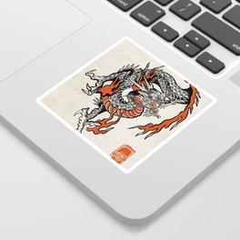 Dragón  Sticker