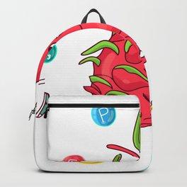 Dragon Fruit Skating Backpack