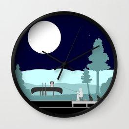 Nightowls Wall Clock