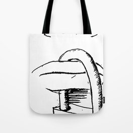 Freedom of Expression 3 of 3 Tote Bag