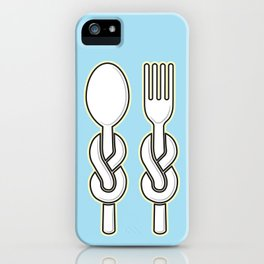 Dinner Time! iPhone Case