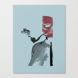 Alicia Vikander Canvas Print