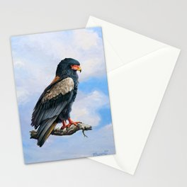 Bateleur Eagle Stationery Cards