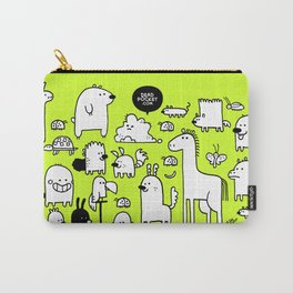 All the Beasts, Imagined and Real Carry-All Pouch