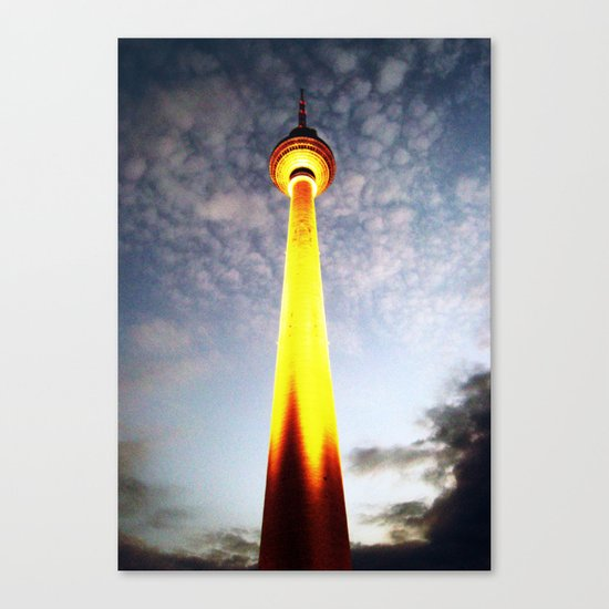 berlin. Canvas Print