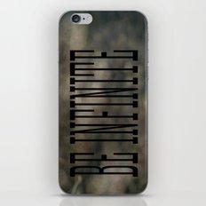 Be Infinate iPhone Skin