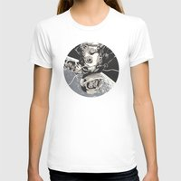 gravity T-shirts featuring Gravity by Señor Salme
