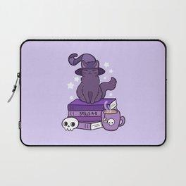 Feline Familiar 02 Laptop Sleeve