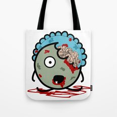 Baby Zombie Tote Bag