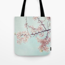 Spring happiness Tote Bag