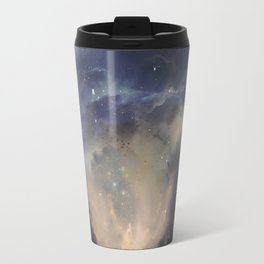 GOLD NEBULA Travel Mug