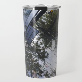 all that you think reflects into reality Travel Mug