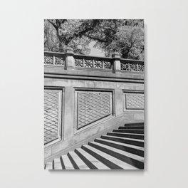 Central Park IV Metal Print