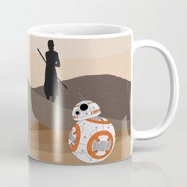 The Force is Here Coffee Mug