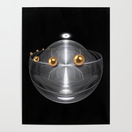 Nesting Bowls Poster