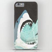 Great White Slim Case iPhone 6 Plus