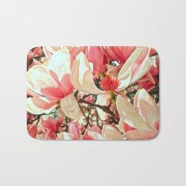 Magnolia Blossoms Bath Mat