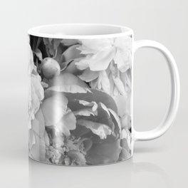 pink pink PEONIES Coffee Mug