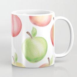 You're The Boss, Applesauce Watercolor Coffee Mug